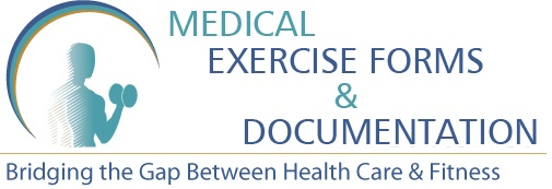Medical Exercise Forms