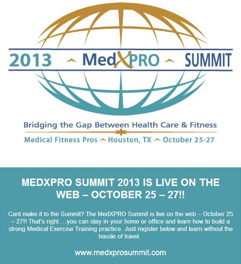 MedXPRO Summit Starts Today!!