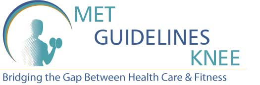 Medical Exercise Training (MET) Guidelines